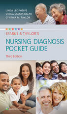Sparks & Taylor's Nursing Diagnosis Pocket Guide