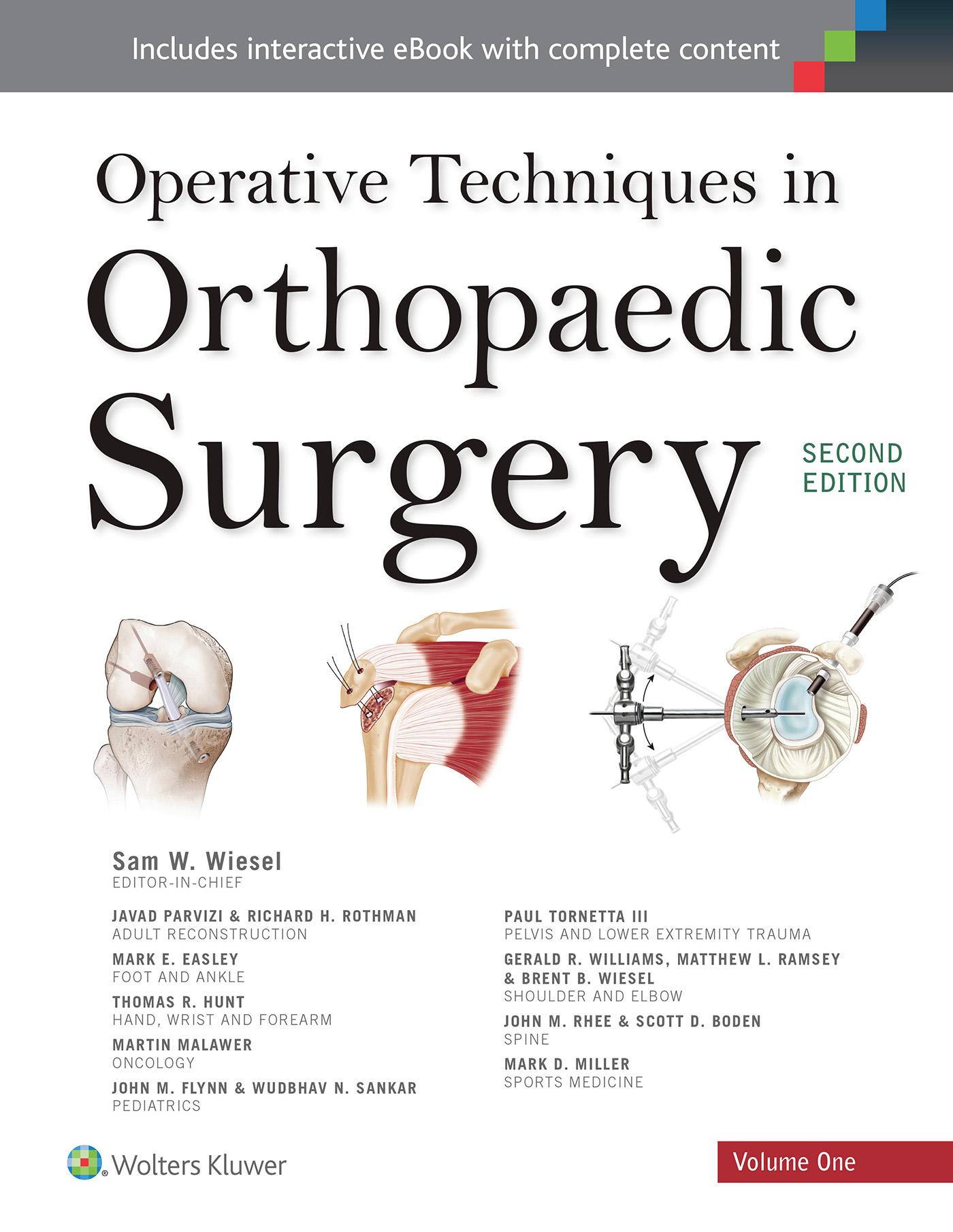 Miller Orthopaedic Book