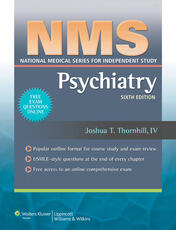 NMS Psychiatry
