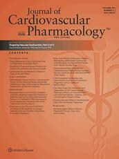 Journal of Cardiovascular Pharmacology™ Online