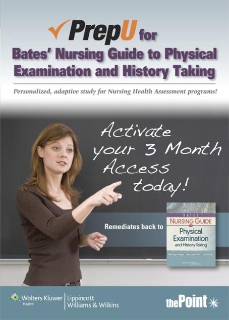 Prepu for hogan quigleys bates nursing guide to prepu for hogan quigleys bates nursing guide to fandeluxe Images