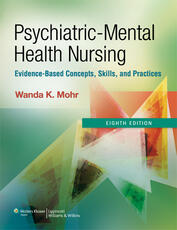 Mohr 8e Text; plus LWW's Interactive Case Studies in Psychiatric-Mental Health Nursing Package