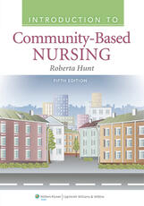 VitalSource e-Book for Introduction to Community Based Nursing