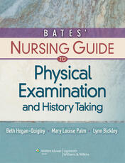 VitalSource e-Book for Bates' Nursing Guide to Physical Examination and History Taking