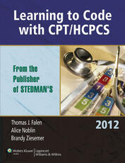 Learning to Code with CPT/HCPCS 2012