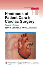 Handbook of Patient Care in Cardiac Surgery
