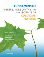 Fundamentals: Perspectives on the Art and Science of Canadian Nursing
