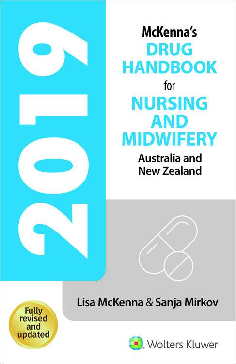 McKenna's Drug Handbook for Nursing and Midwifery 2019