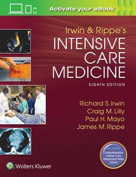 IRWIN & RIPPES INTENSIVE CARE MEDICINE 8/E2018HB