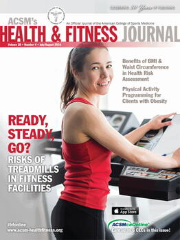 ACSM's Health & Fitness Journal® Online