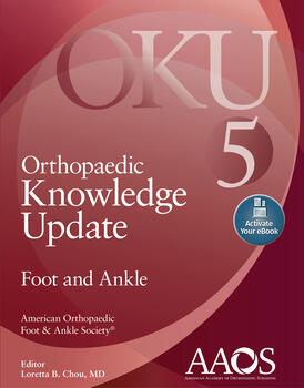 Orthopaedic Knowledge Update: Foot and Ankle 5: Print + Ebook with Multimedia