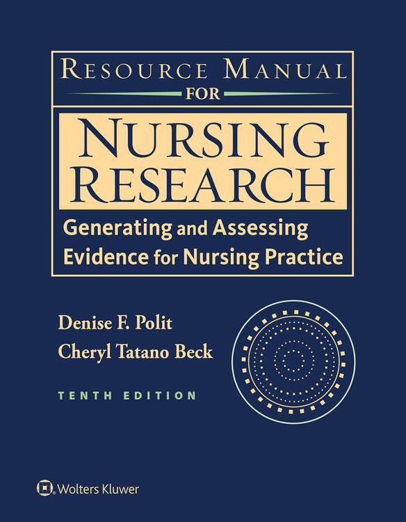 Resource manual for nursing research fandeluxe Images