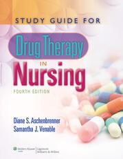 VitalSource e-Book for Study Guide for Drug Therapy in Nursing