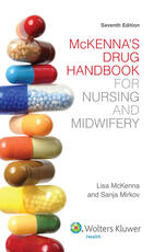 McKenna's Drug Handbook for Nursing and Midwifery Australia and New Zealand Edition