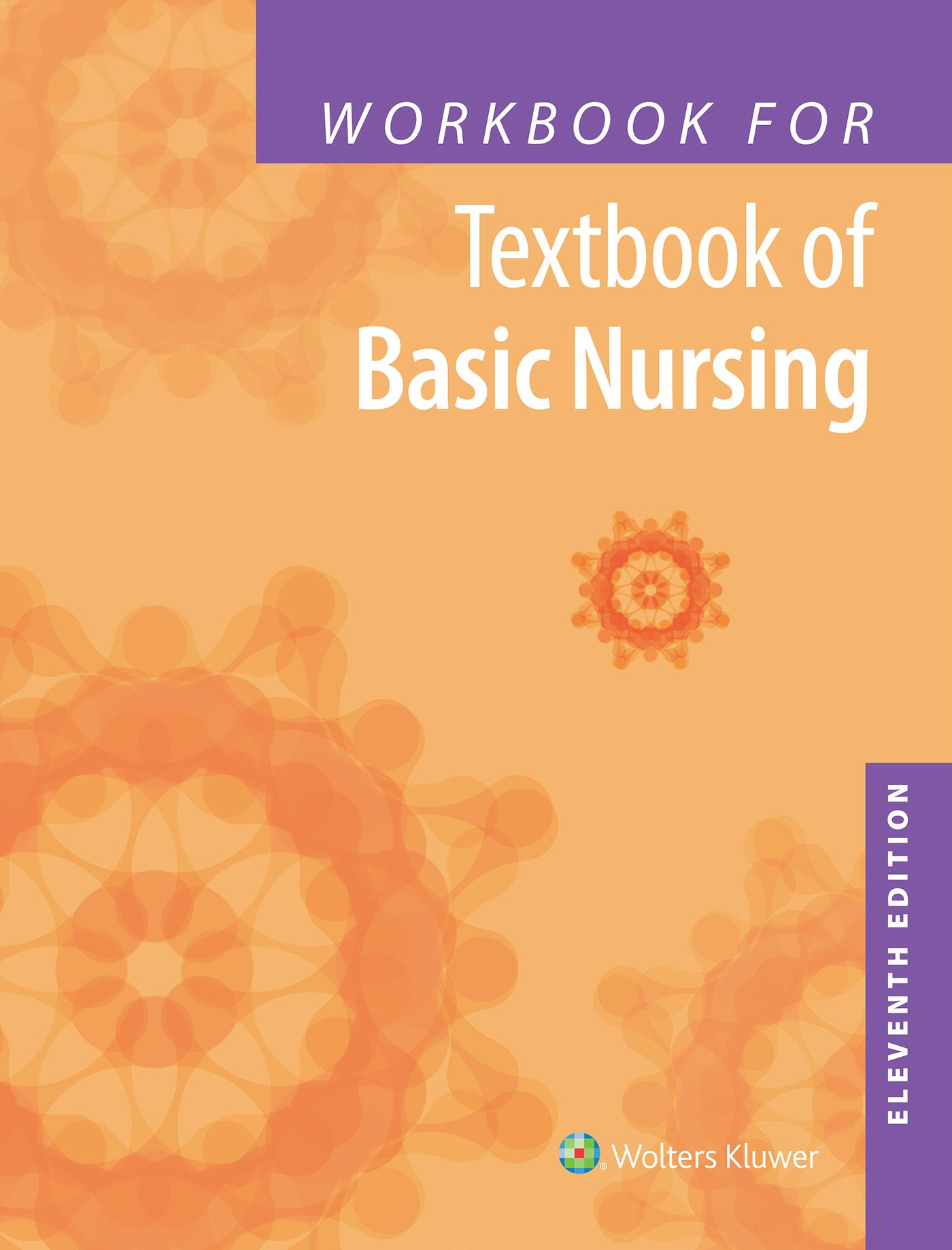 Workbook for textbook of basic nursing fandeluxe Choice Image