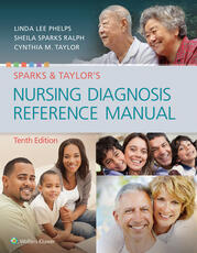 Sparks & Taylor's Nursing Diagnosis Reference Manual