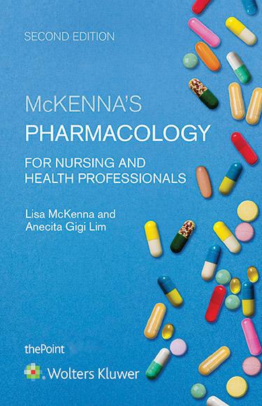 Mckennas pharmacology for nursing and health professionals mckennas pharmacology for nursing and health professionals fandeluxe Image collections