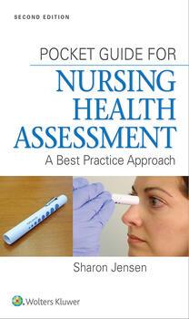 Pocket guide for nursing health assessment fandeluxe Images