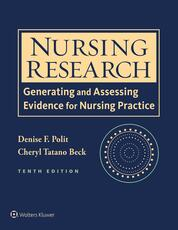 Nursing Research 10th Edition Text & Resource Manual for Nursing Research Package