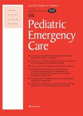 Pediatric Emergency Care