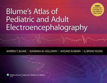 Blume's Atlas of Pediatric and Adult Electroencephalography
