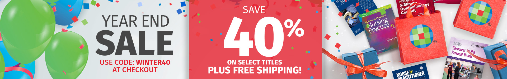 Year End Sale - Wolters Kluwer