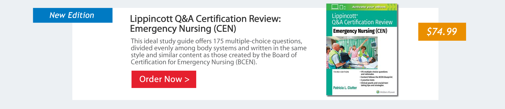 Nursing NCLEX Test Prep and Review - Wolters Kluwer