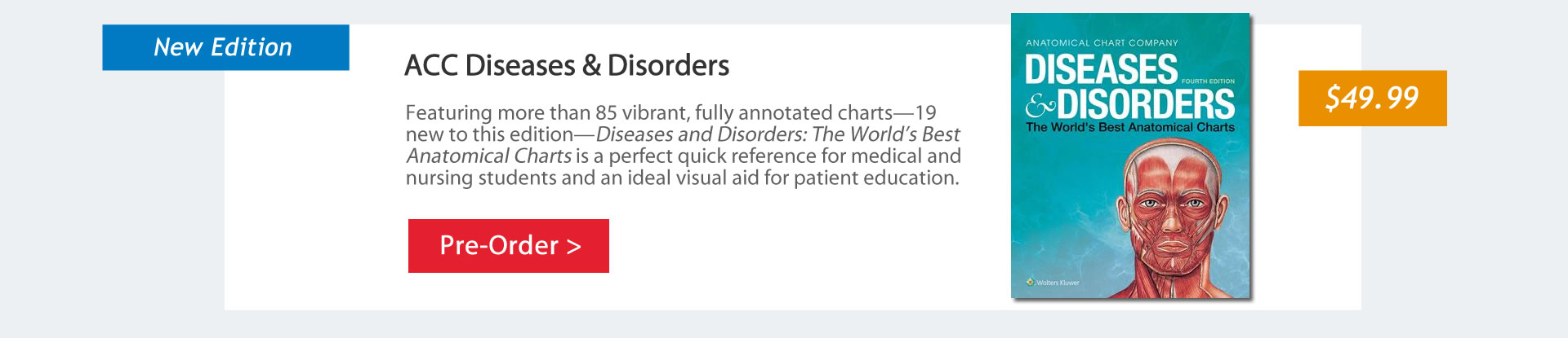 Anatomical Chart Company - Wolters Kluwer