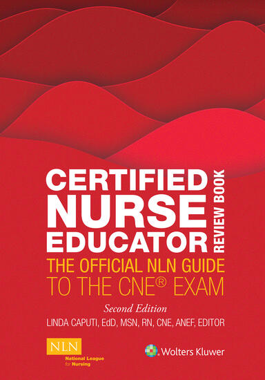 Certified Nurse Educator Review Book