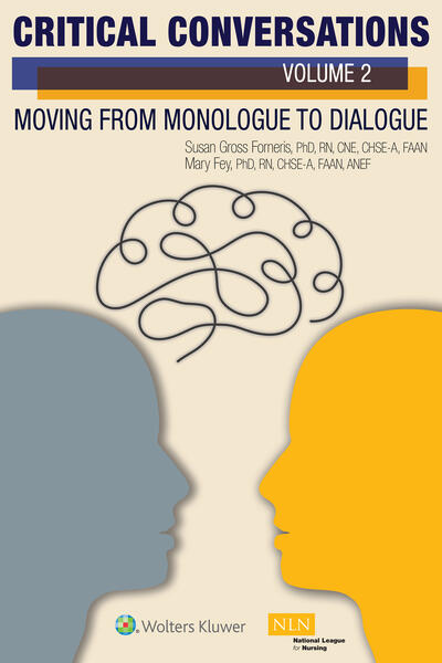 Critical Conversations (Volume 2): Moving from Monologue to Dialogue