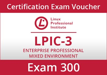 LPI Level 3 Exam 300 Voucher
