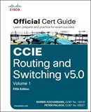 CCIE Routing and Switching v5.0 Official Cert Guide, Volume 1, 5th Edition