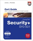 CompTIA Security+ SY0-501 Cert Guide, 4th Edition