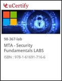 MTA: Security Fundamentals (98-367) Lab