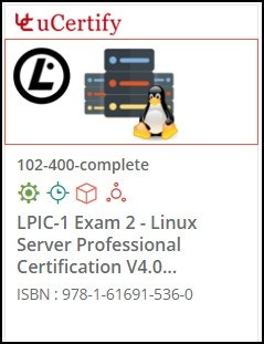 Linux LPIC-1 Exam 2 (102-400) Lab and Courseware