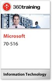 Microsoft 70-516 TS: Accessing Data with Microsoft .NET Framework 4 - VB