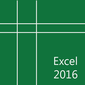 FocusCHOICE: Getting Started with Excel 2016 Student Electronic Courseware