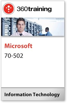 Microsoft 70-502 .NET Framework 3.5 - Windows Presentation Foundation - C#