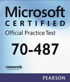 70-487: Developing Microsoft Azure and Web Services Microsoft Official Practice Test