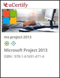 Microsoft Project 2013 Courseware