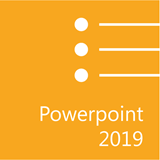 Microsoft Office PowerPoint 2019: Part 1 Student Electronic Courseware