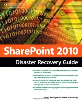 Sharepoint 2010 Disaster Recovery Guide