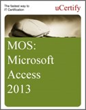 MOS: Microsoft Access 2013 eLearning Course