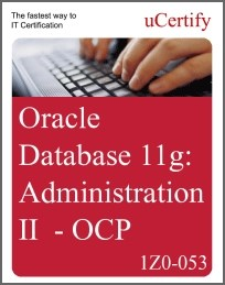 Oracle Database 11g: Administration II (1Z0-053) eLearning Course