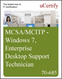 MCITP: Windows 7 Enterprise Desktop Support Technician eLearning Course