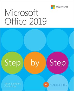 Microsoft Office 2019 Step by Step (eBook)
