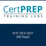 CertPREP Training Labs: VCP DCV 2021 (90 day license)