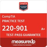 A+ Practical Application (220-901) - 30 Day Practice Test