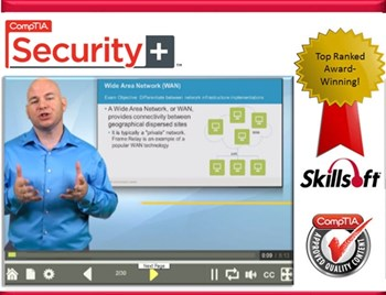 CompTIA Security+ (SY0-401): Complete eLearning Courseware, Practice Exam, and Live Mentoring