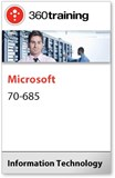 Microsoft 70-685 Pro: Windows 7, Enterprise Desktop Support Technician